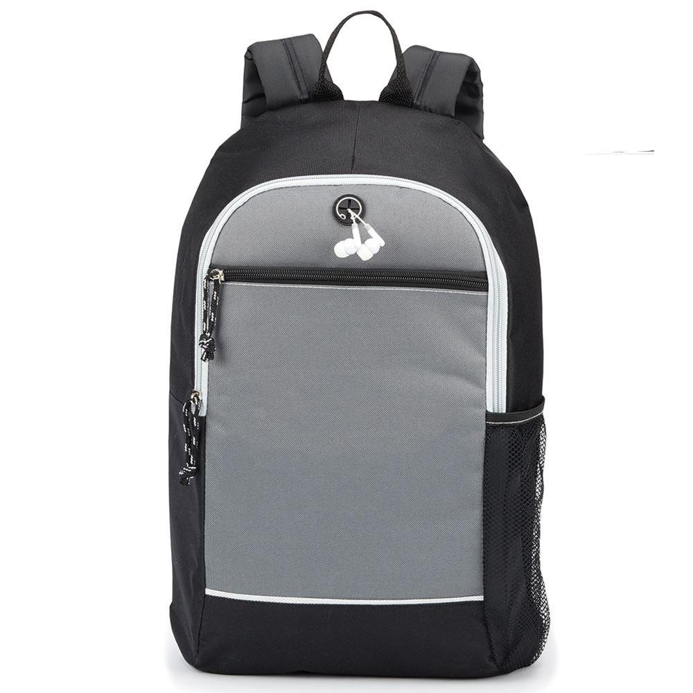 Gray Riverhead Backpack