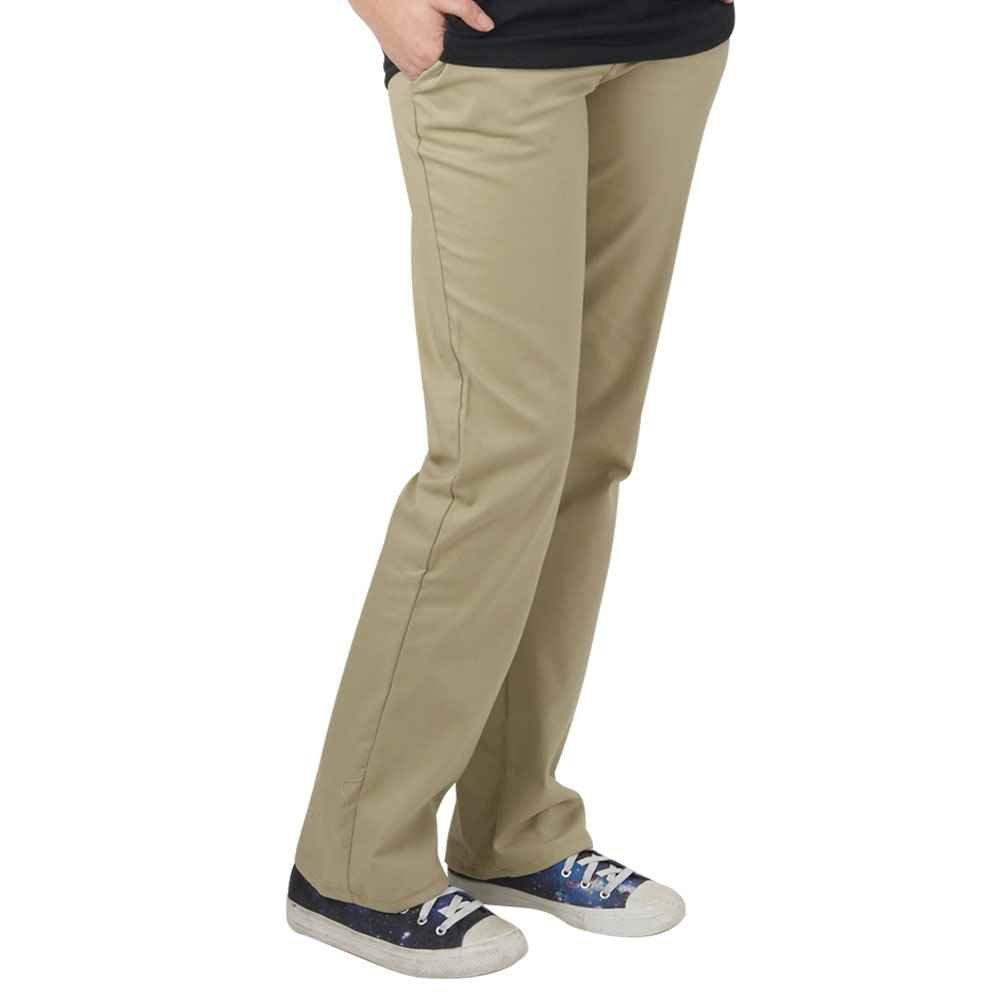 Youth Plus-Husky Unisex Khaki Pants
