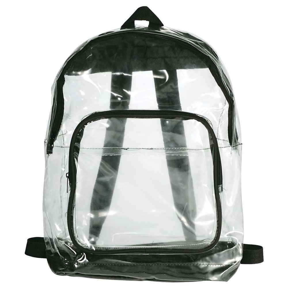 Bethpage Clear Backpack