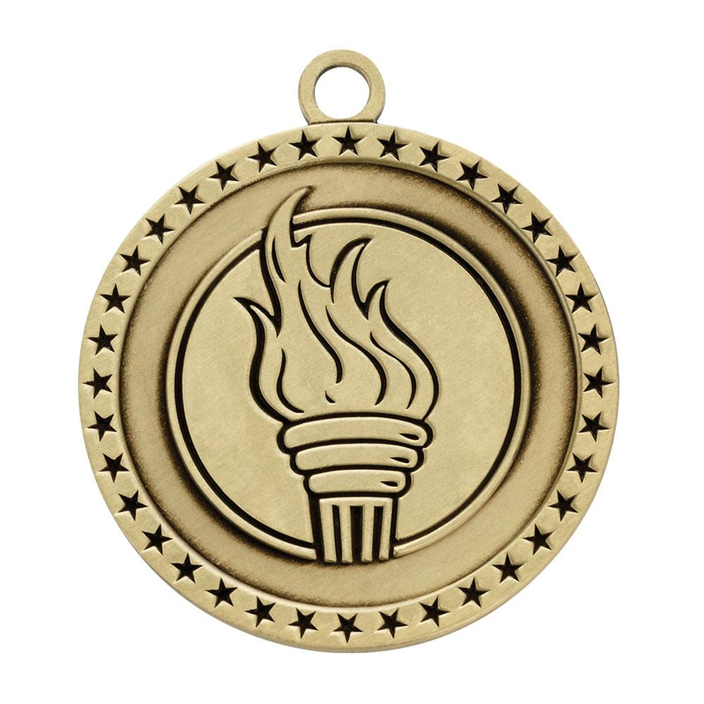 Torch Gold Academic Medallion