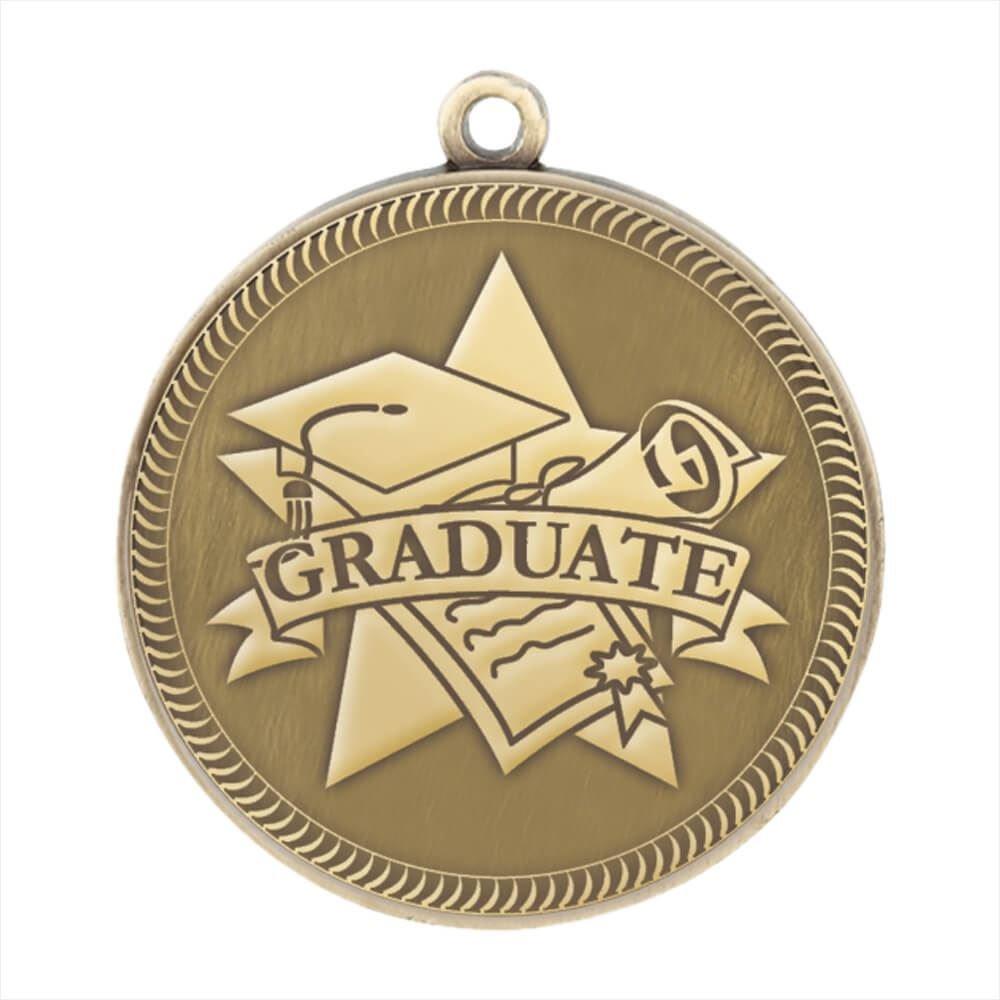 Graduate Arts Gold Academic Medallion