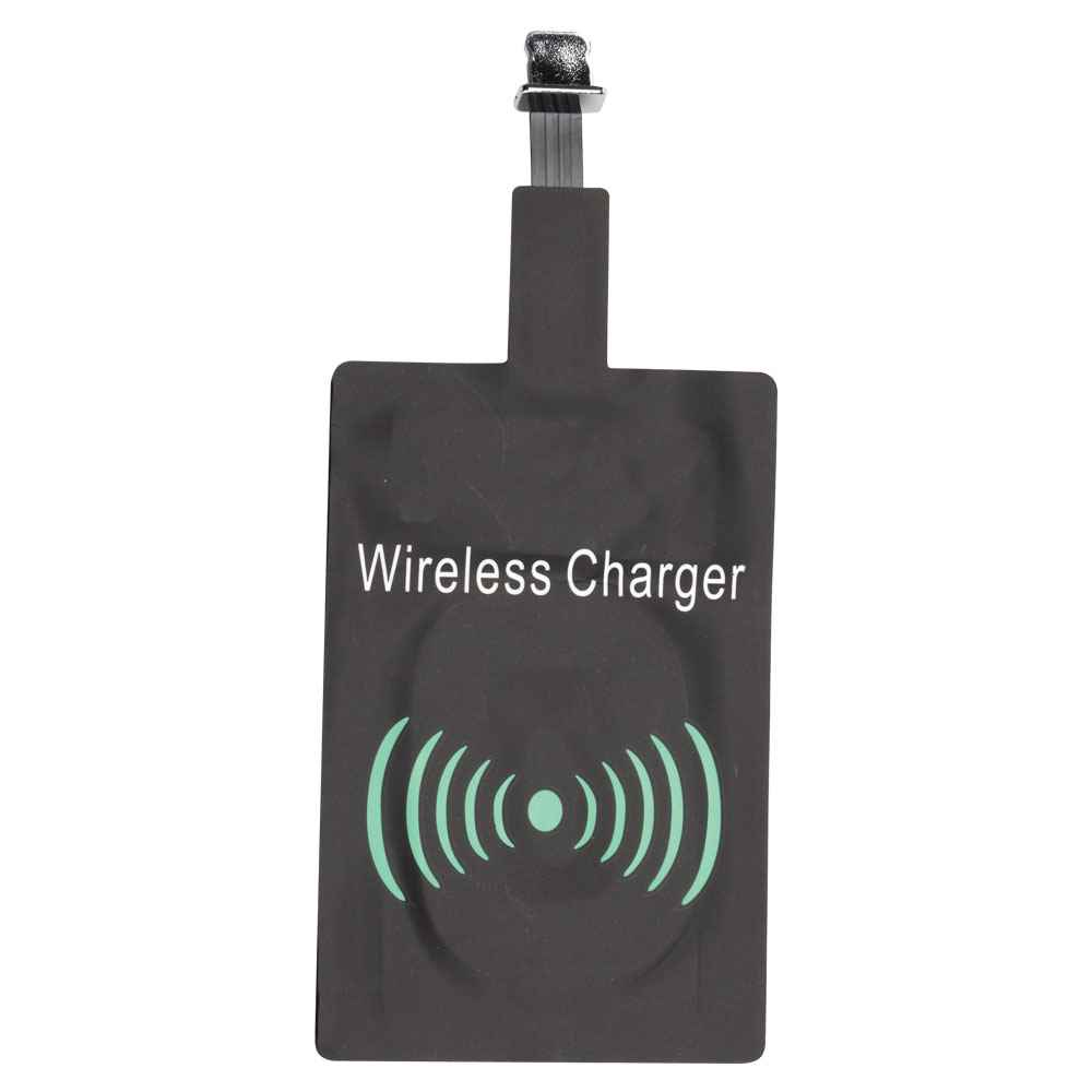 Wireless Receiver Adapter For Charging Base - Android/Micro USB Connection