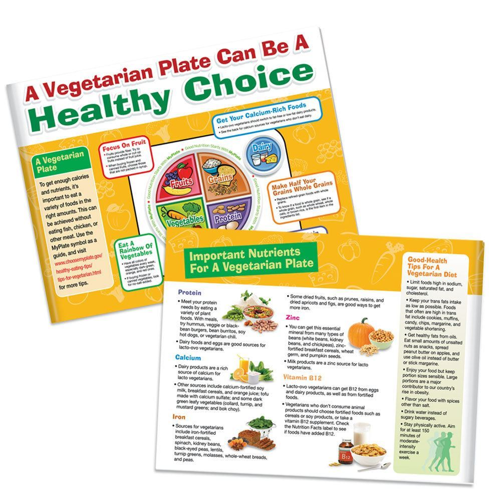 A Vegetarian Plate Can Be A Healthy Choice Tablet