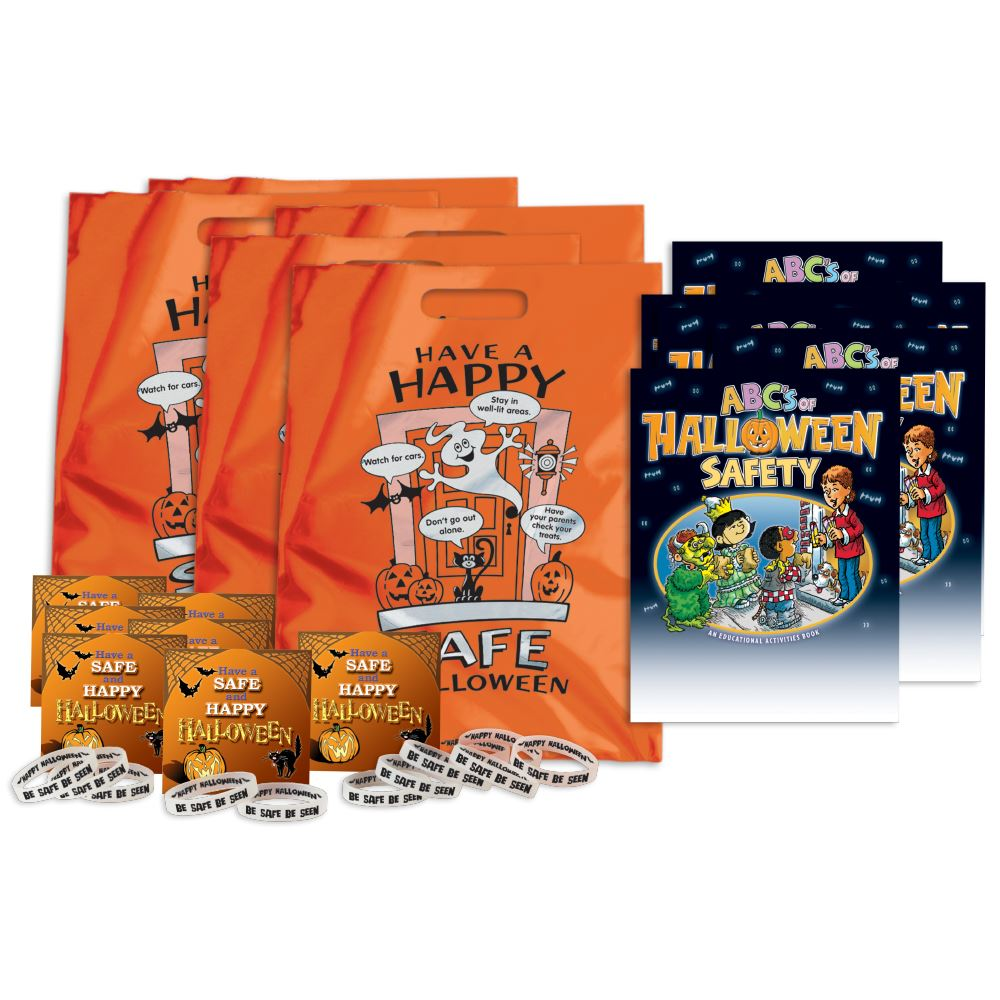 Halloween 300-Piece Trunk-Or-Treat Celebration Pack