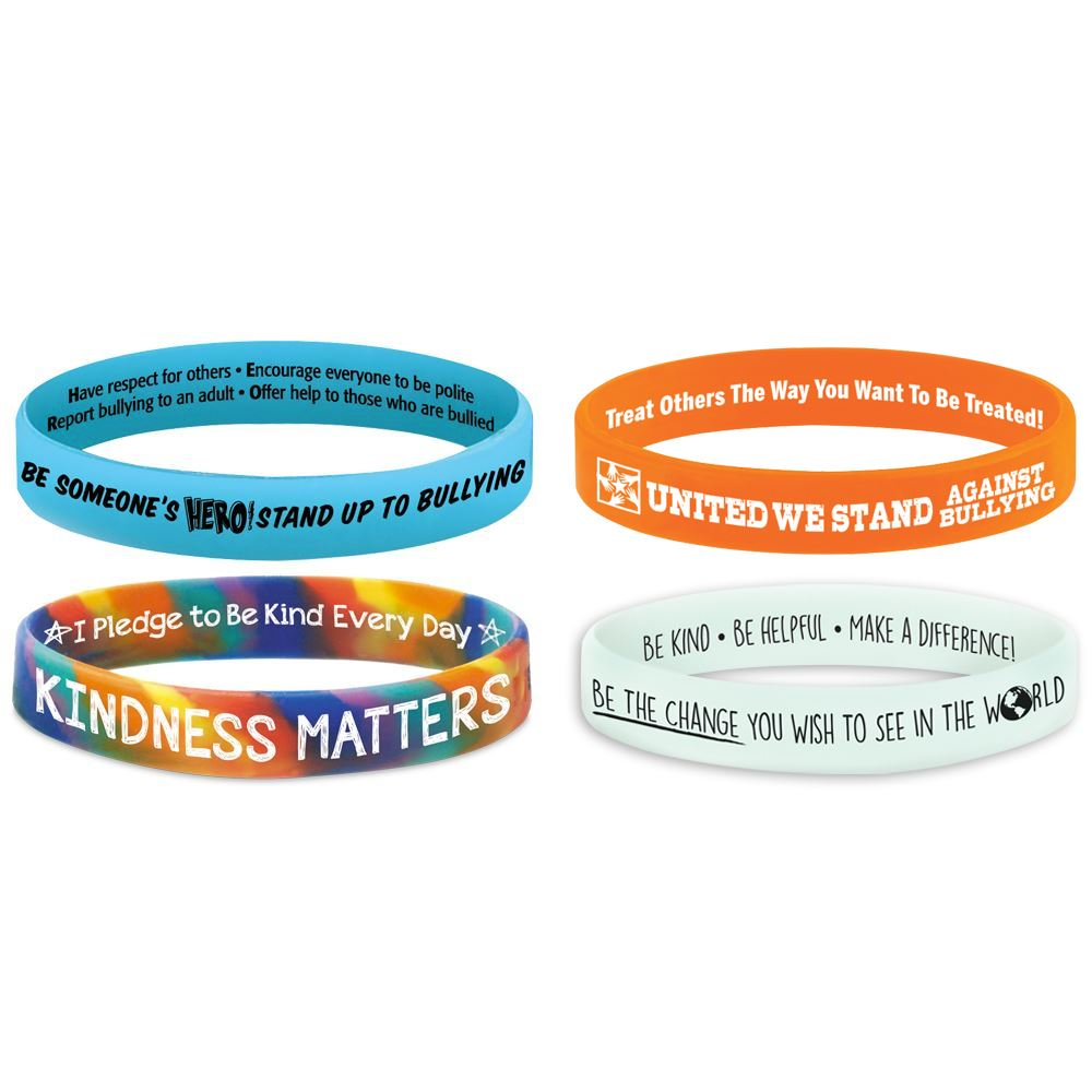 pin anti not bullying promocorner com wristbands buddies bracelet bullies