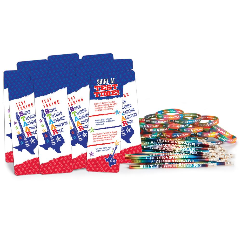 Test Taking STAAR 300-Piece Value Pack