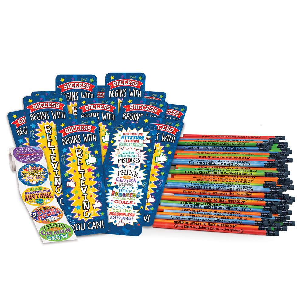 Growth Mindset 300-Piece Value Pack