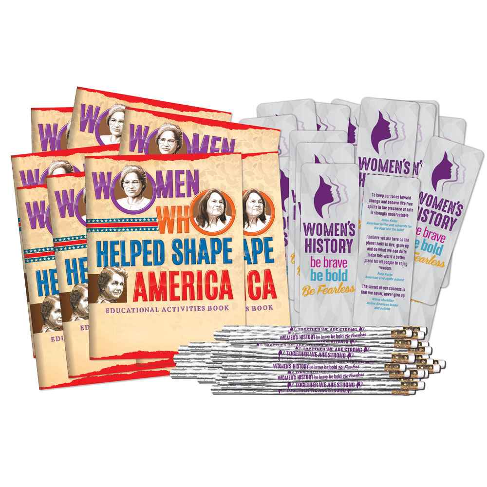 Women's History 150-Piece Value Pack