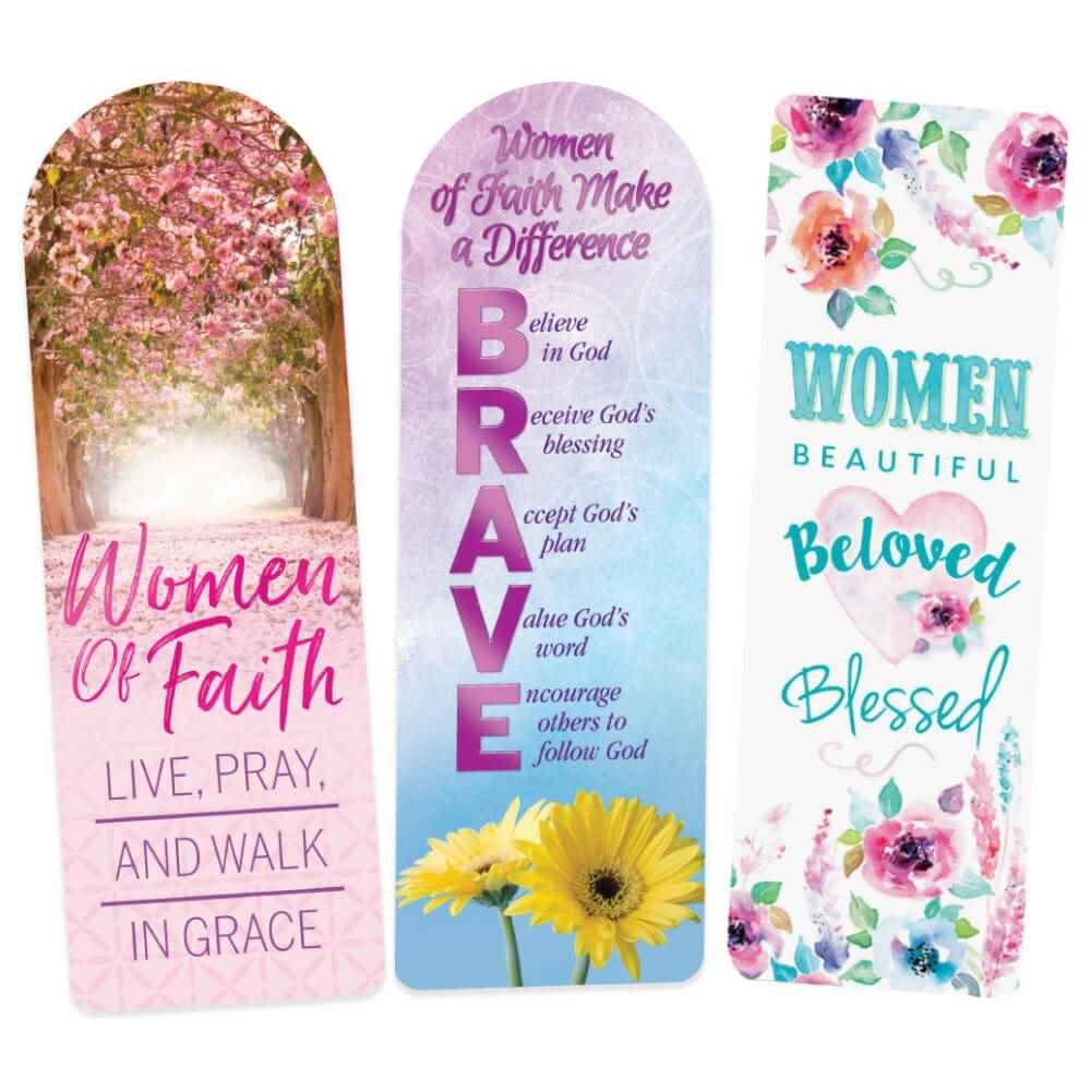 Women's Deluxe Bookmark 45-Piece Assortment Set