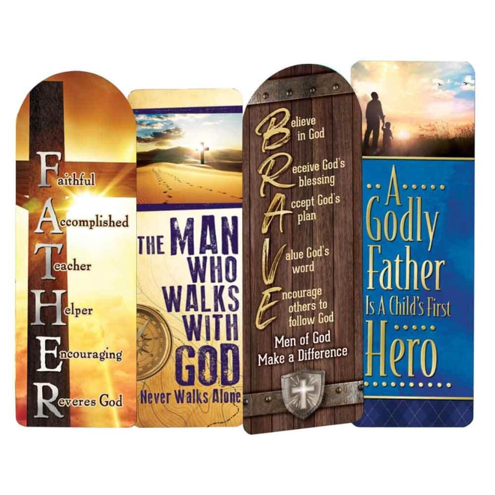 Men's Bookmark Assortment Set