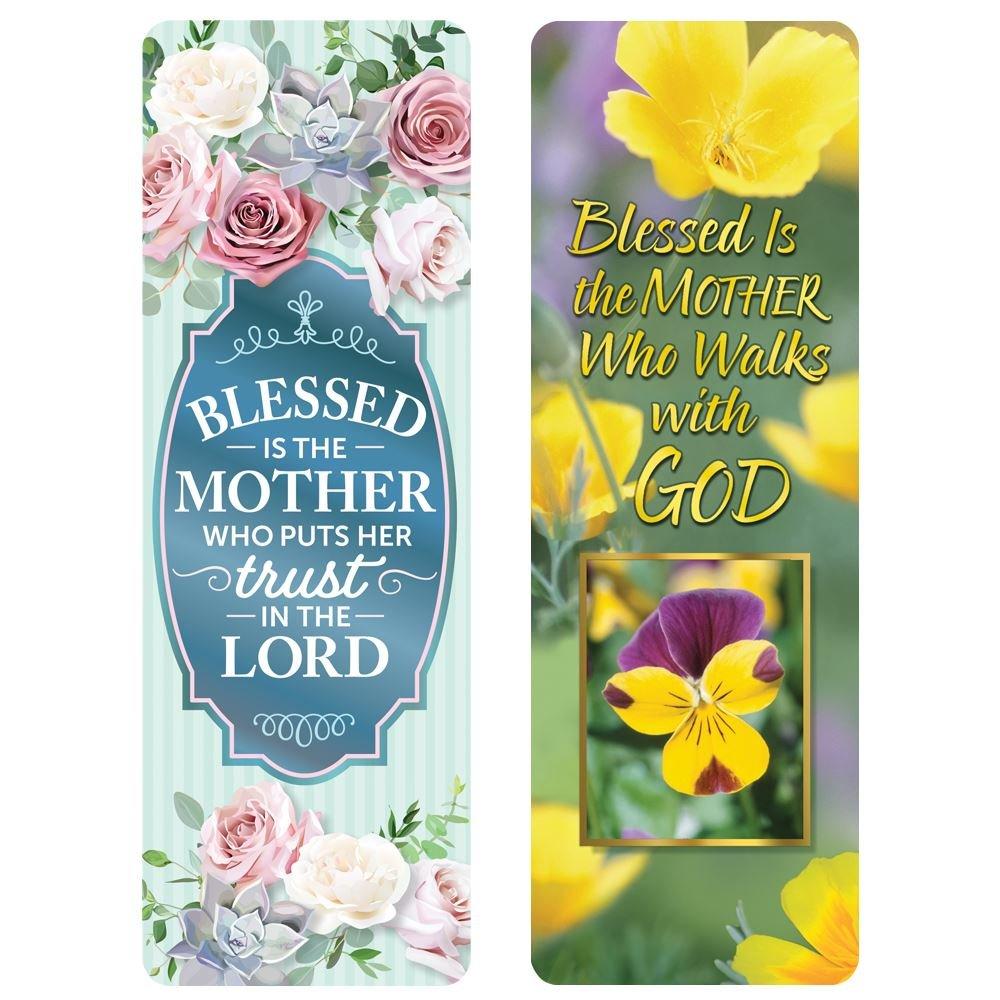 Mothers' Bookmark 30-Piece Assortment Set
