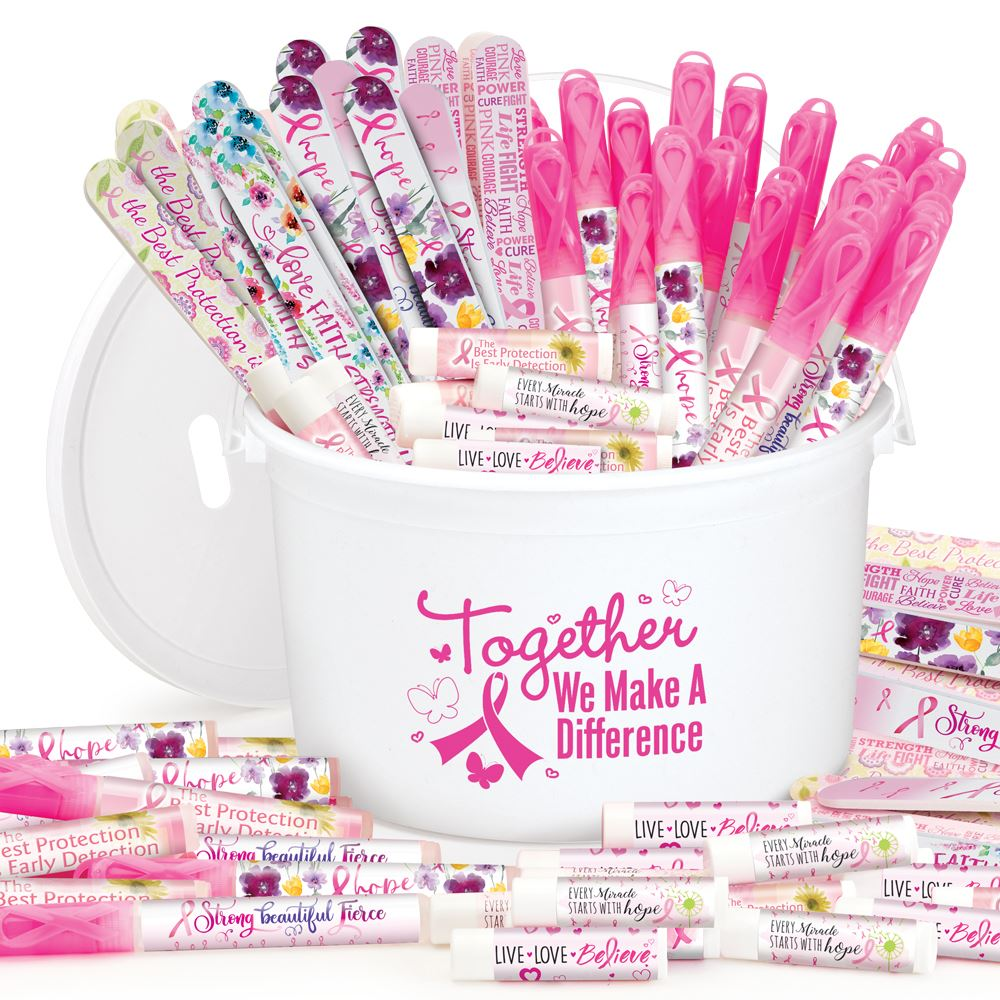 123-Piece Personal Care Fundraising Kit