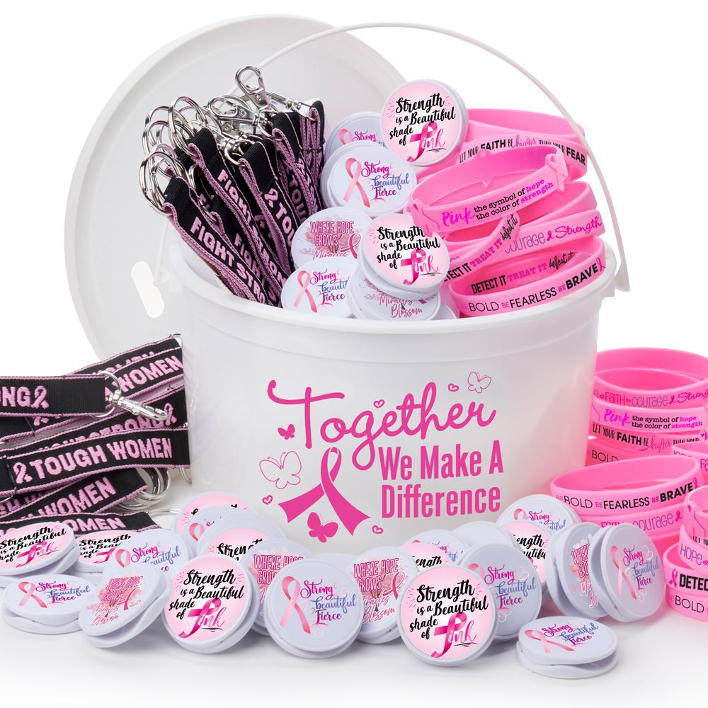 160-Piece Awareness Favorites Fundraising Kit
