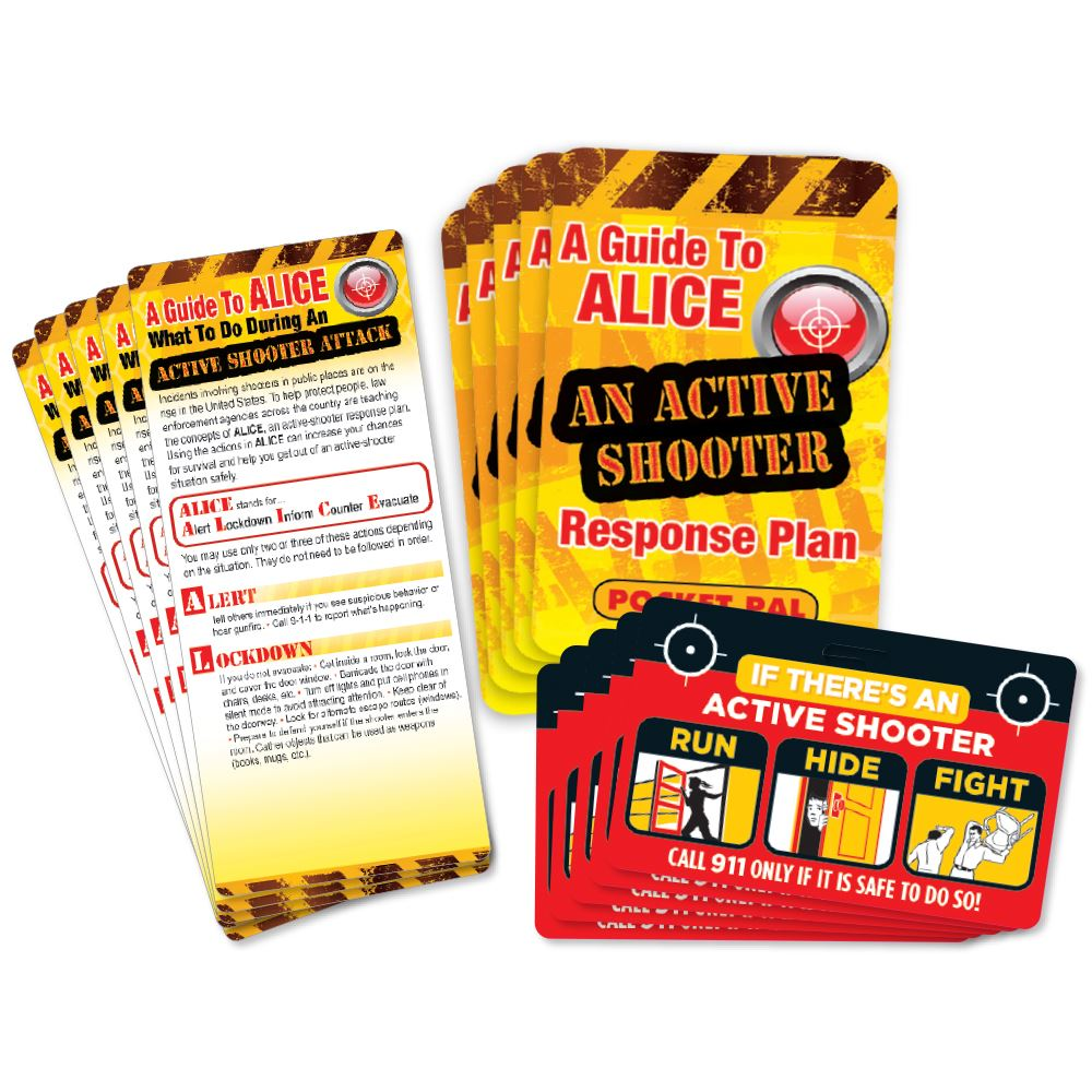 Active Shooter 150-Piece Value Pack