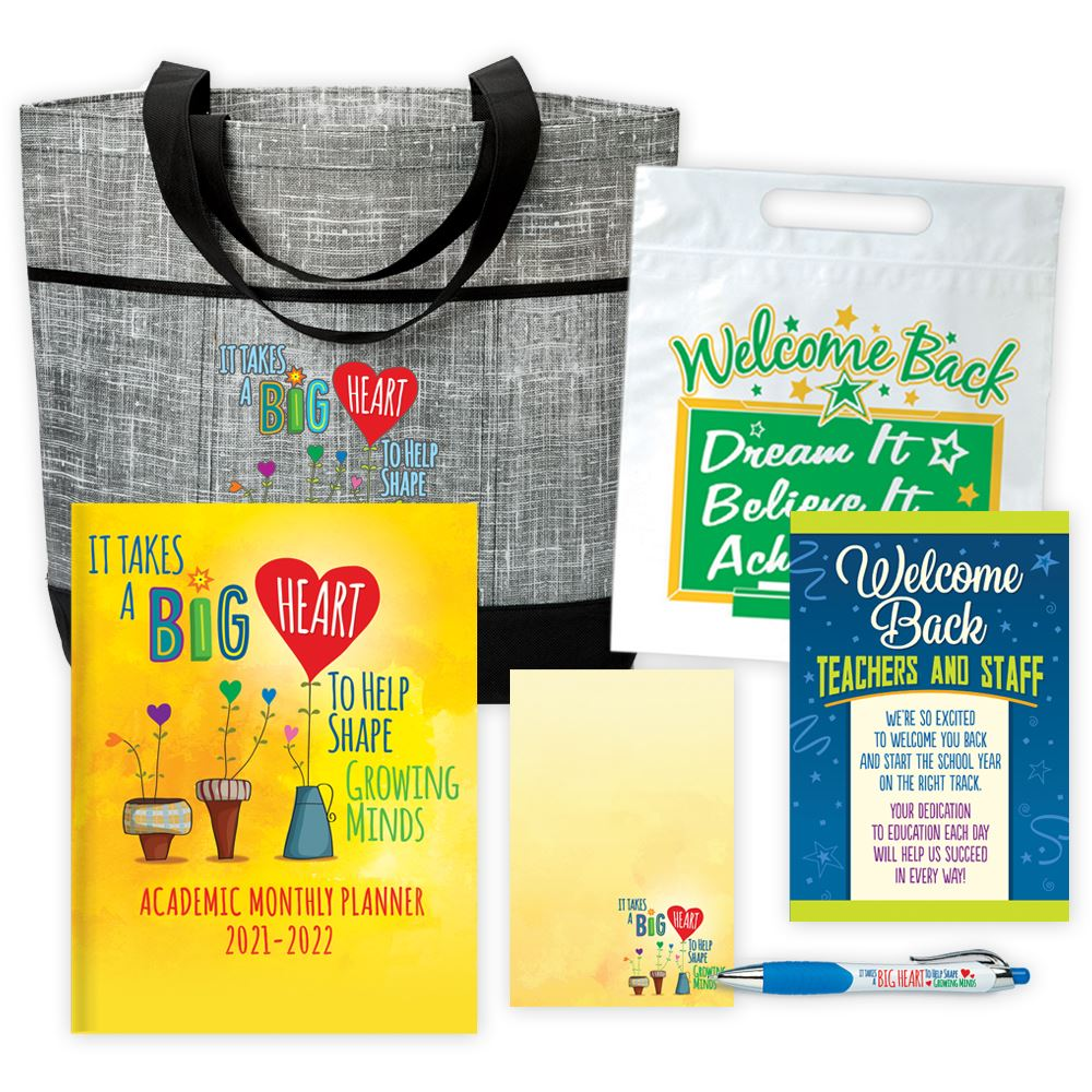 Welcome Back Bag Supply Kit- 6 Items In 1