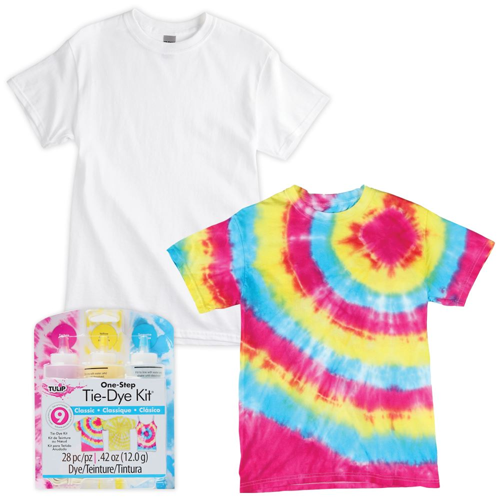 All-In-One Youth Tie-Dye Fun Kit