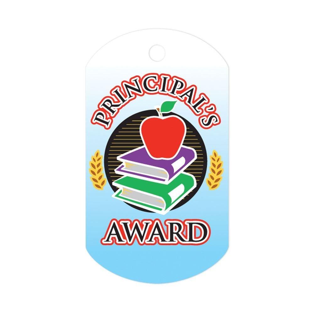 Principal's Award Tags With 24
