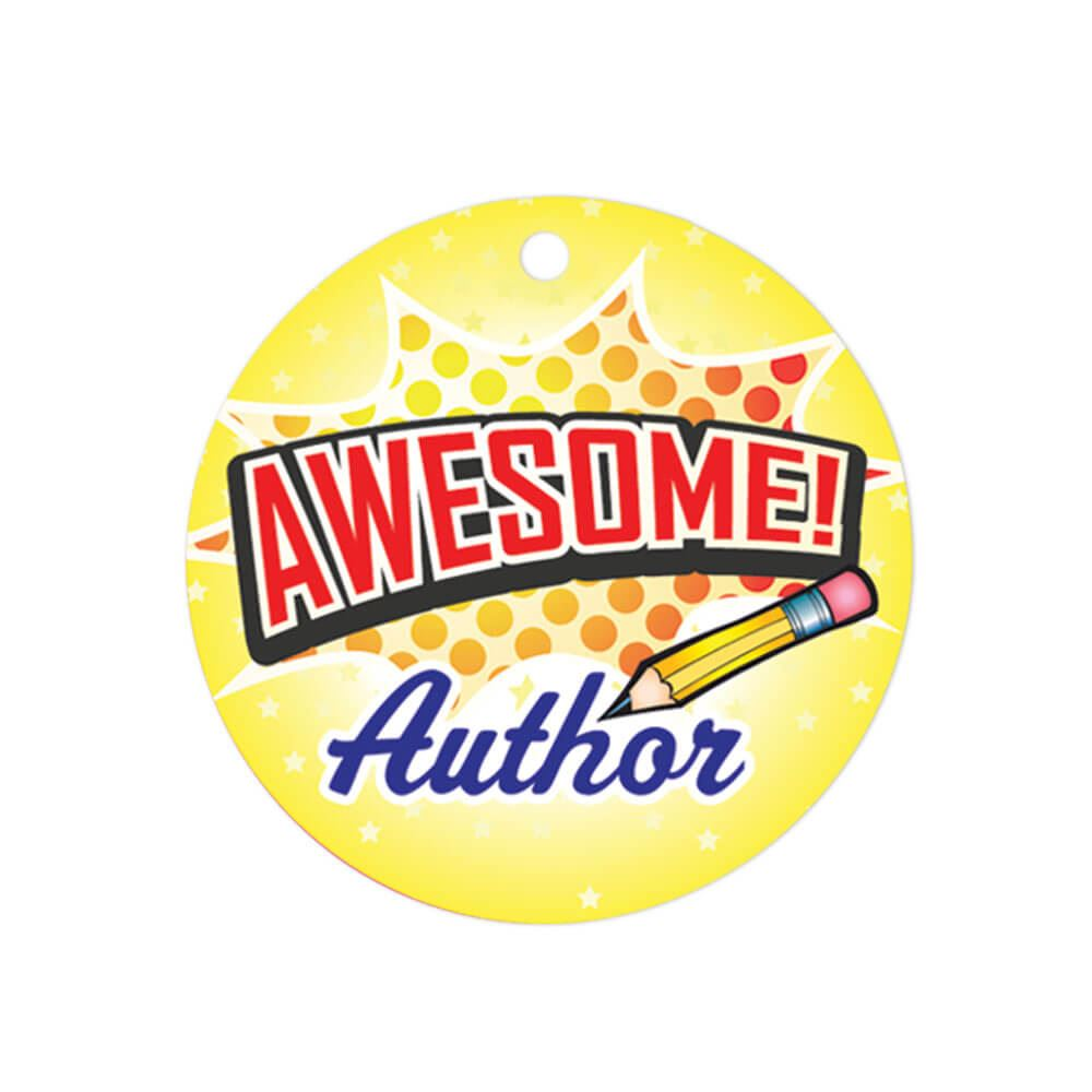 Awesome Author Tag With 4