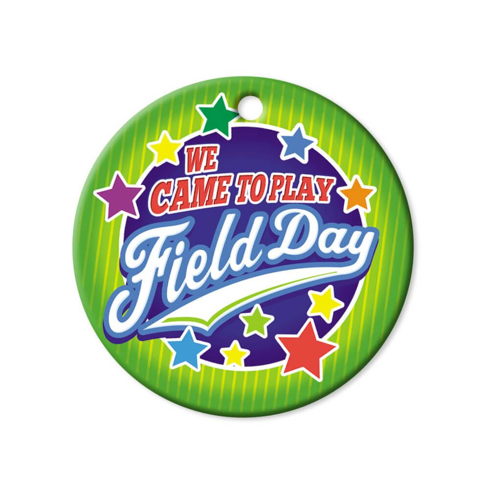 Field Day: We Came To Play! Tags With 24