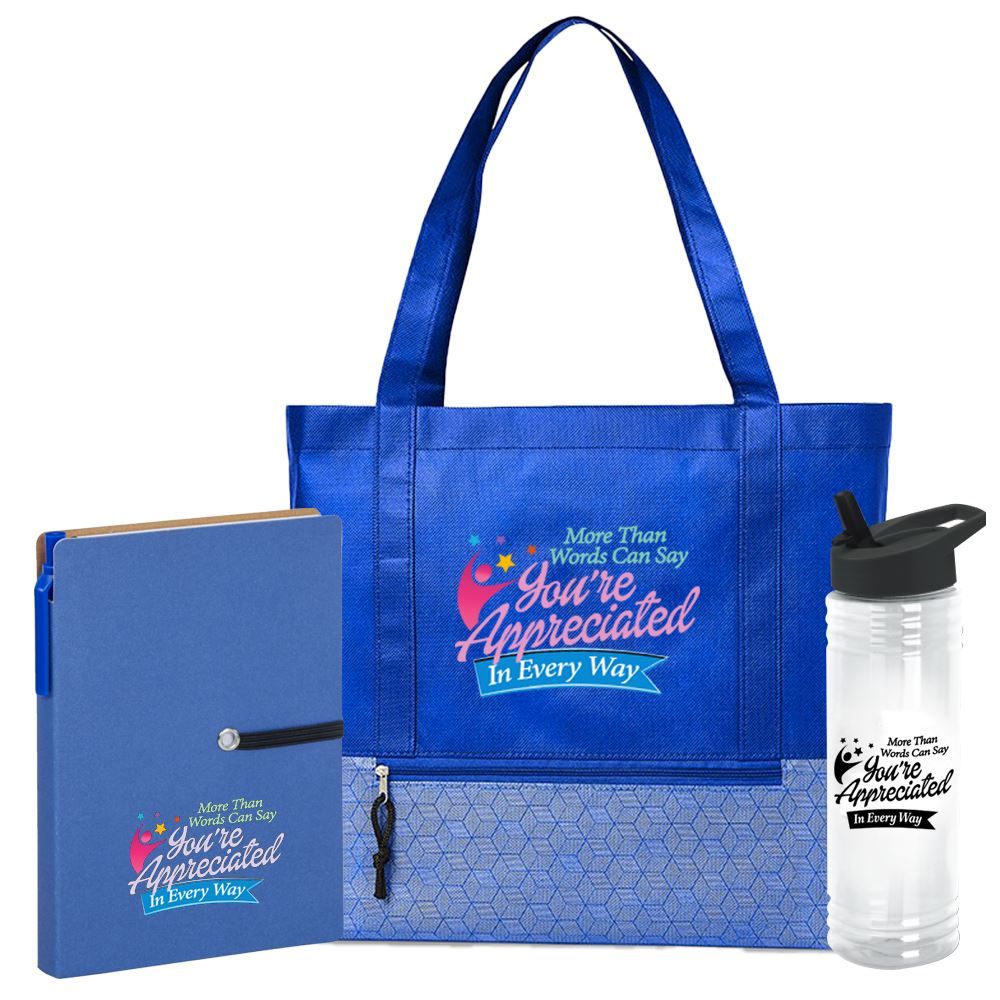 More Than Words Can Say You're Appreciated In Every Way Essential Trio Gift Set