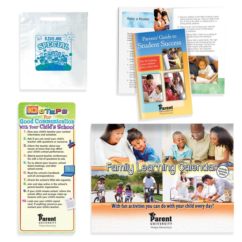 Parents Are Teachers Too Value Pack - Personalization Available