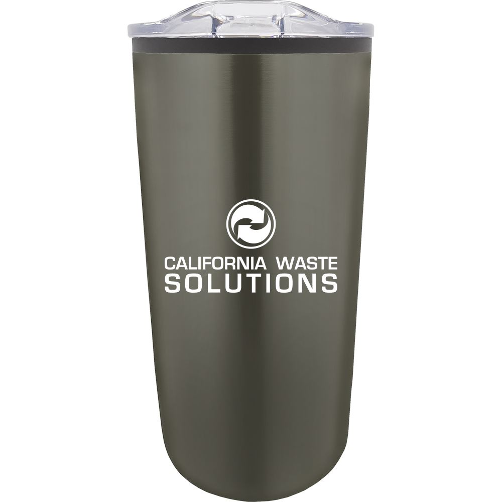 Double Wall Stainless Steel Tumbler - 20 Oz.