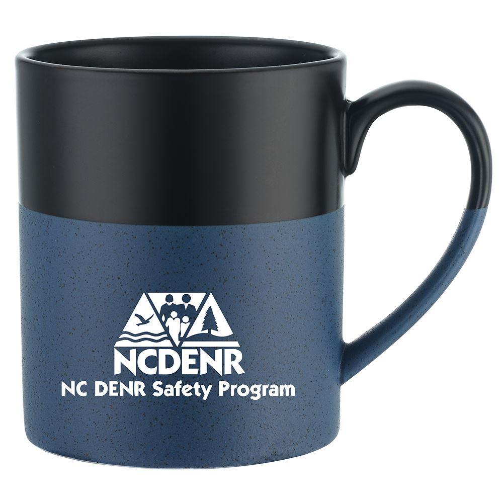Two-Tone Ceramic Mug 15-Oz. - Personalization Available