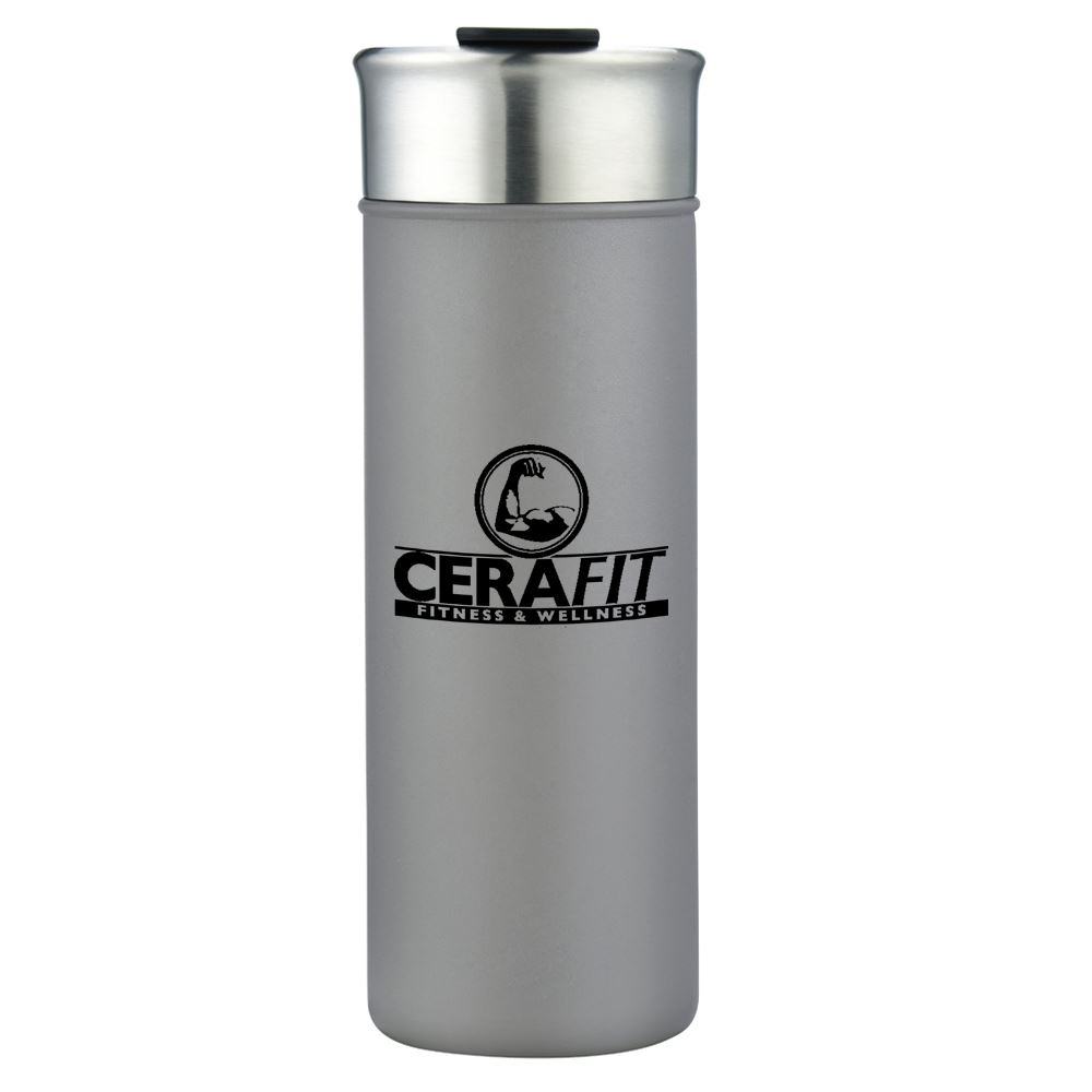 Double Wall Stainless Steel Vacuum Tumbler 18-Oz. - Personalization Available