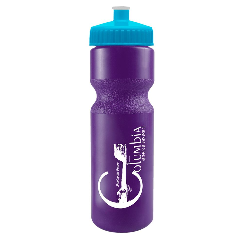 Sporty Squeeze Water Bottle 28-oz. - Personalization Available