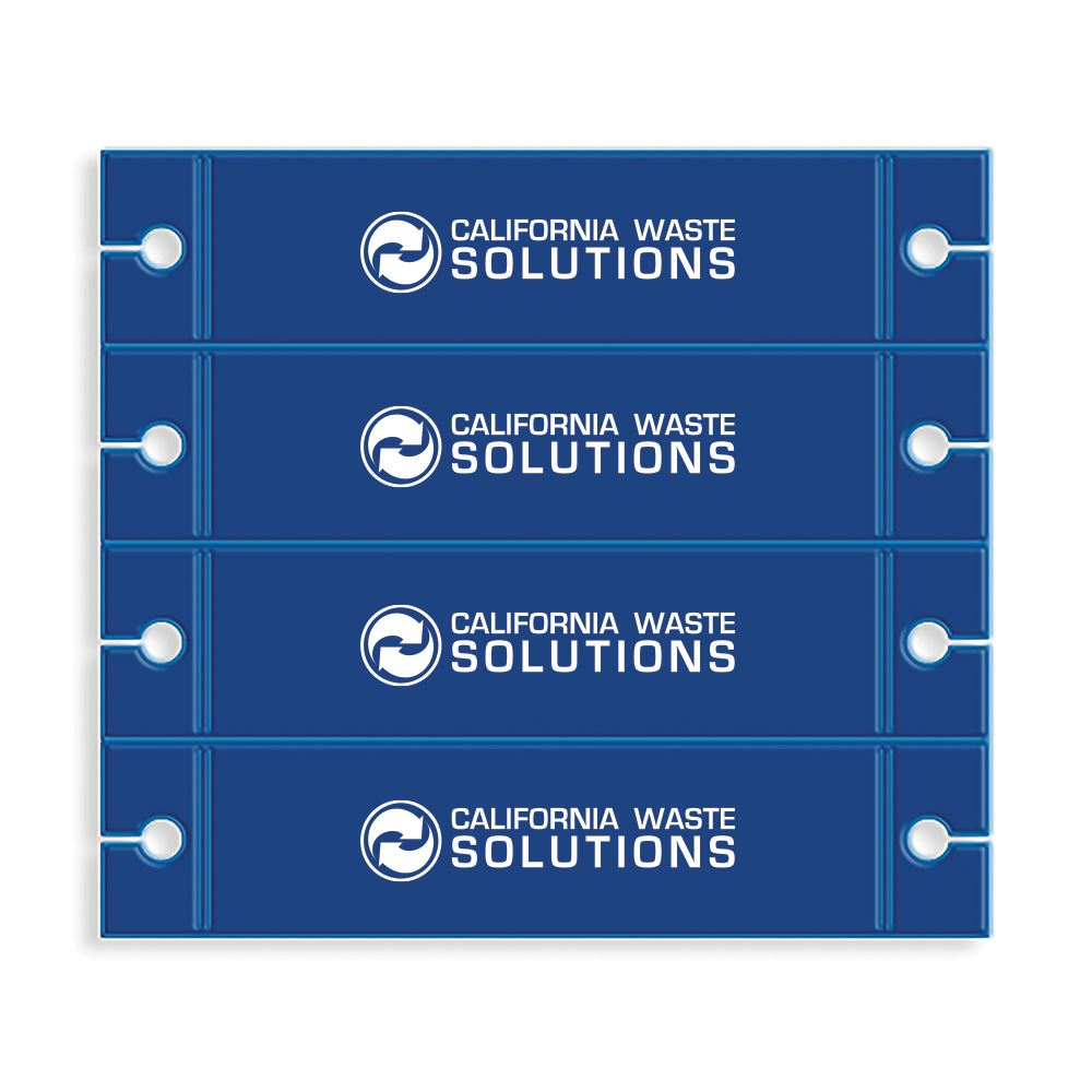 Bicycle Safety Spoke Lite Slider Reflectors Positive Promotions