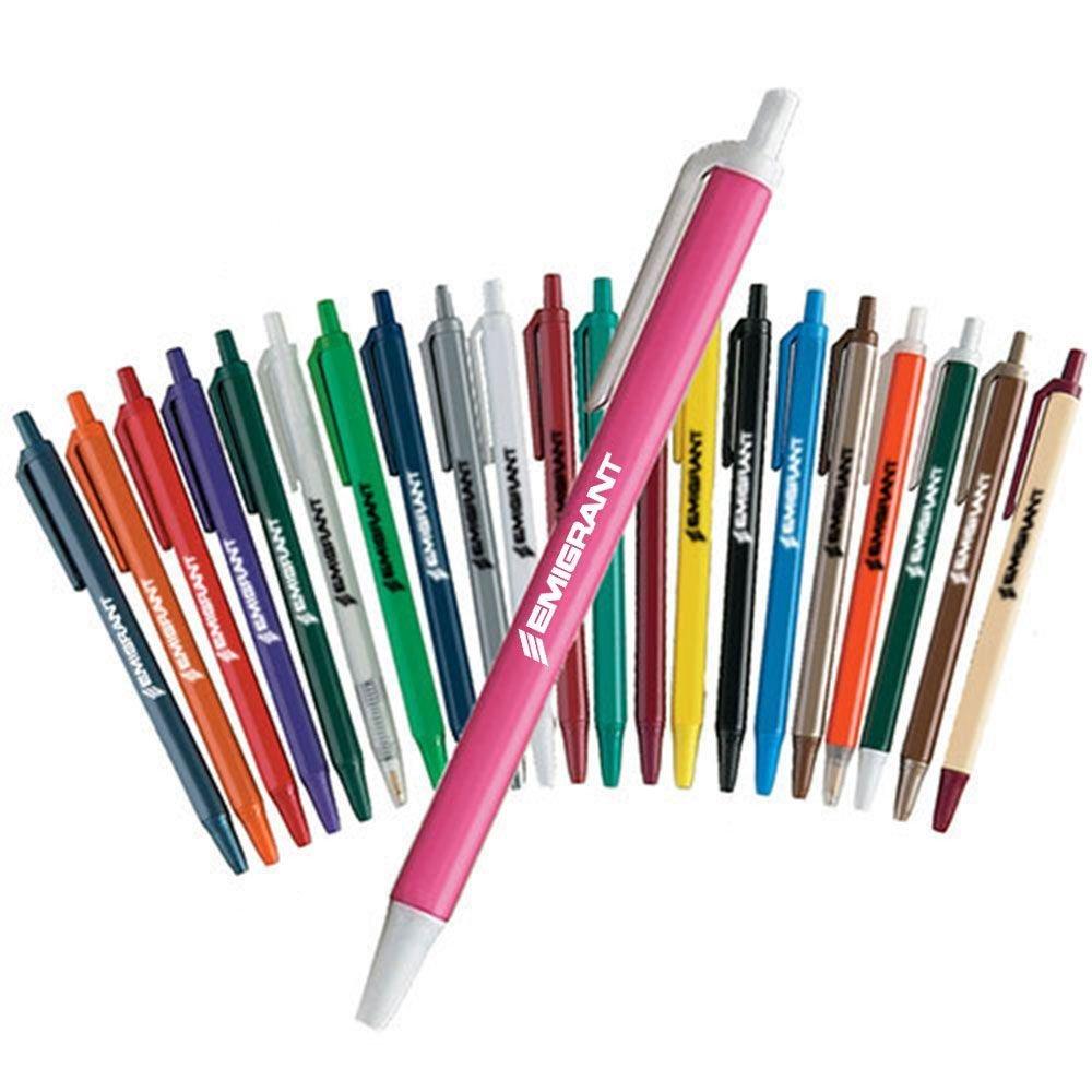 BIC® Clic Stic Pen - Personalization Available