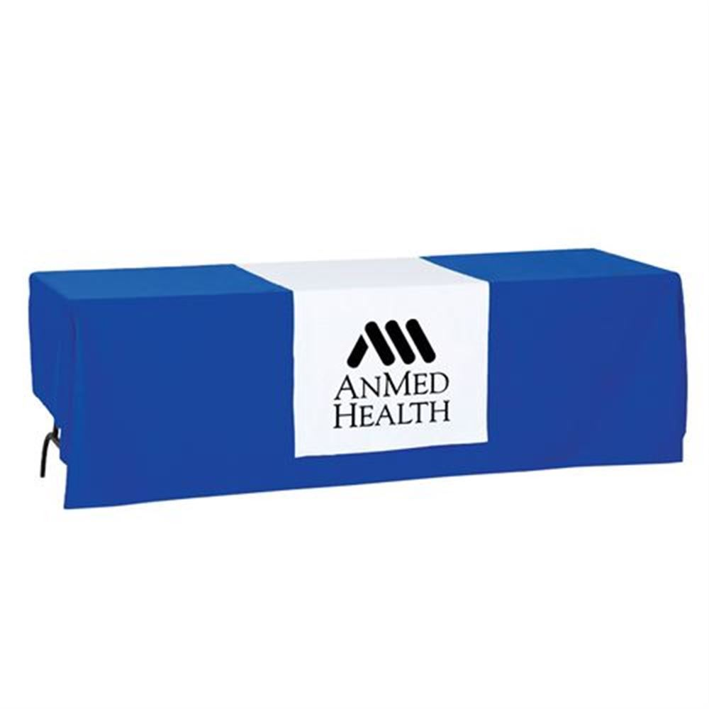 Trade Show Table Runner - Personalization Available
