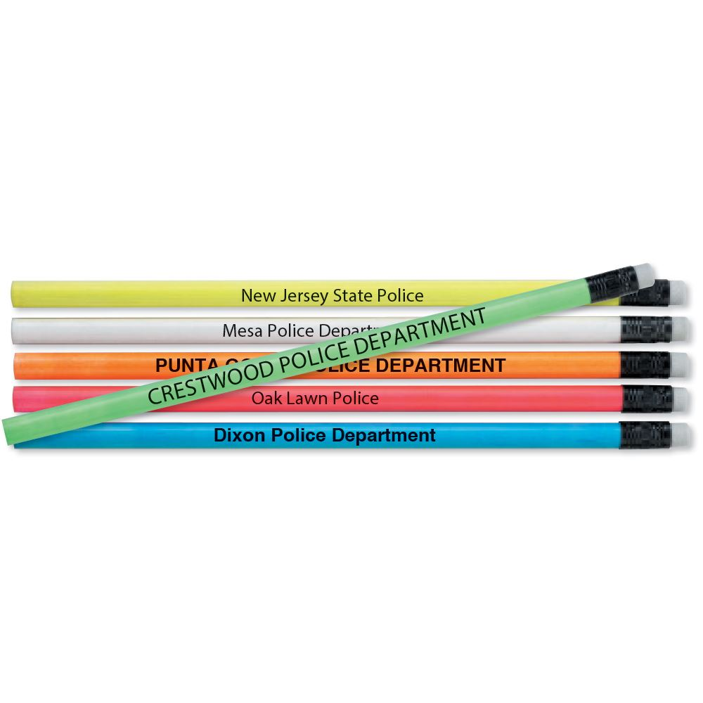 Glow-In-The-Dark Pencil - Personalization Available