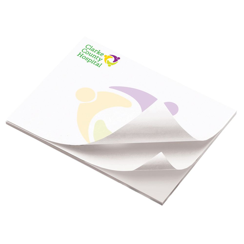 BIC® Rectangle Sticky Notes - Personalization Available