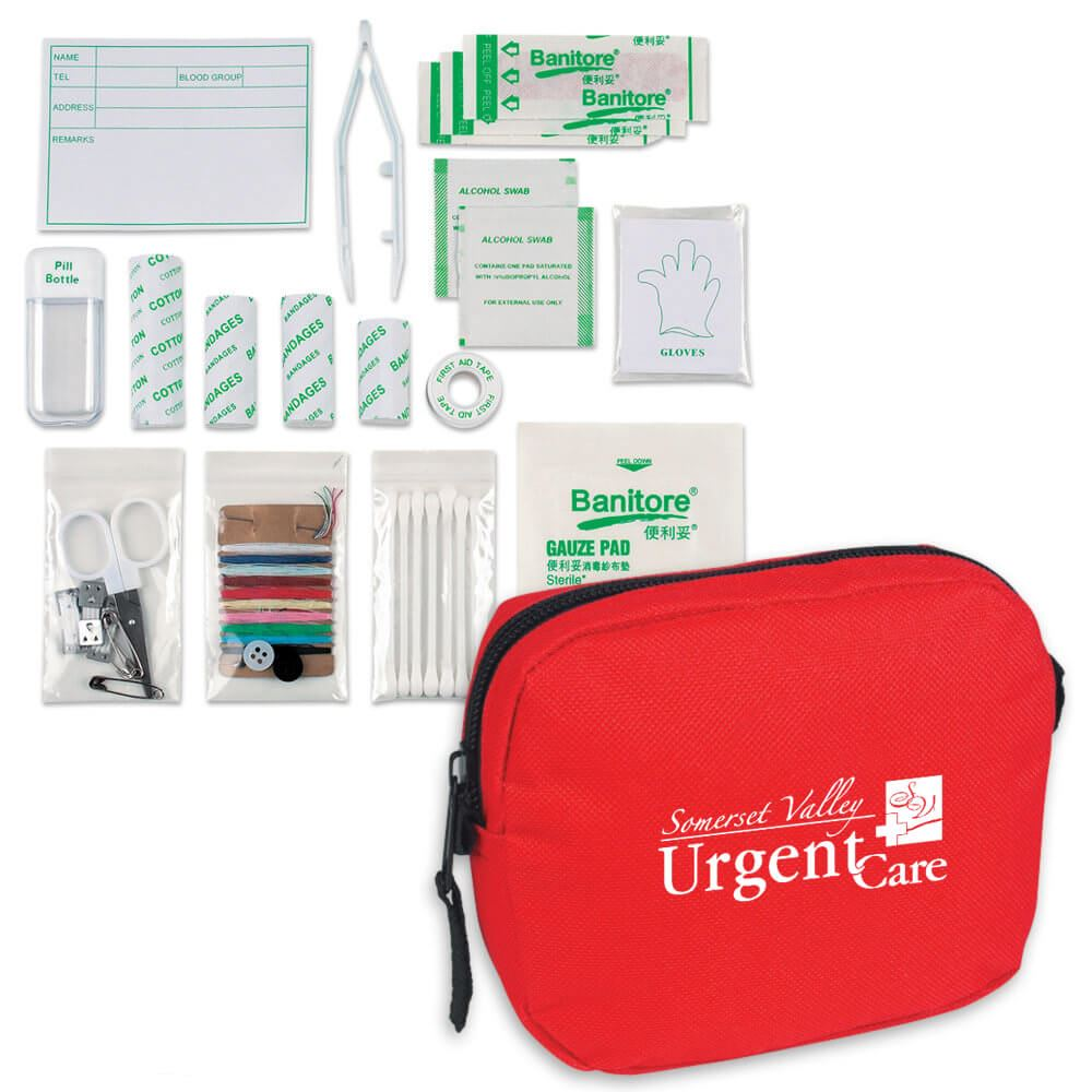 First Aid Kit - Personalization Available