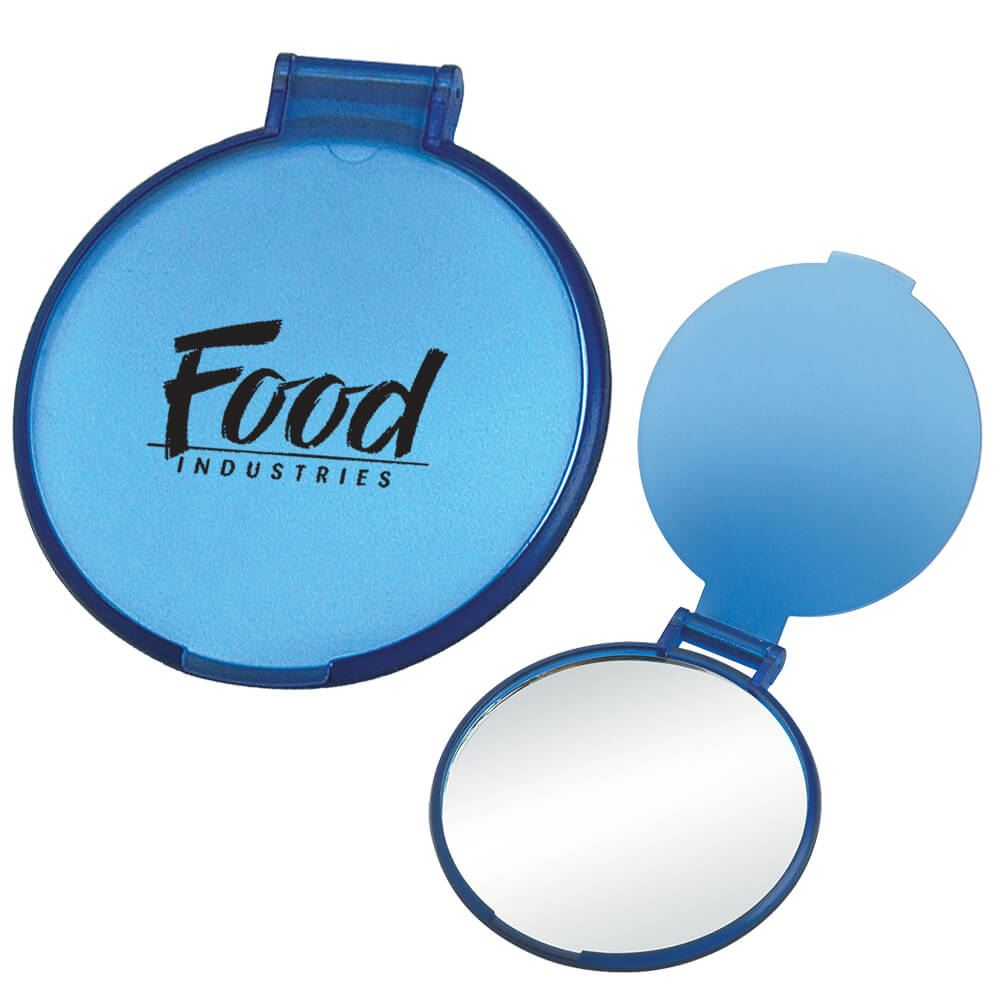 Round Mirror - Personalization Available