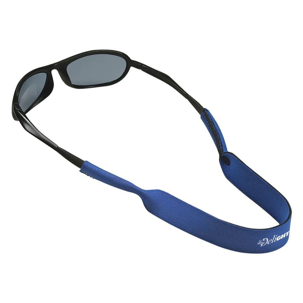 Neoprene Laminated Sunglass Strap - Personalization Available