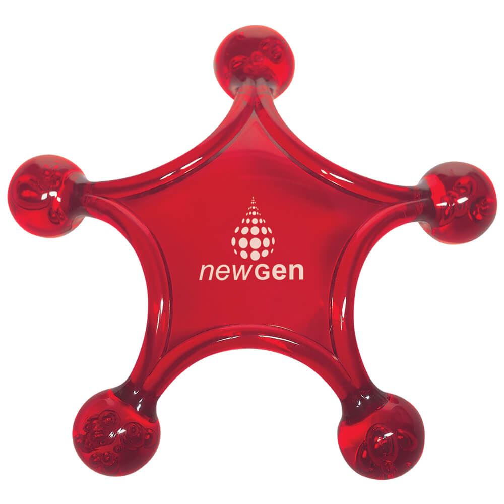 Star-Shaped Massager - Personalization Available