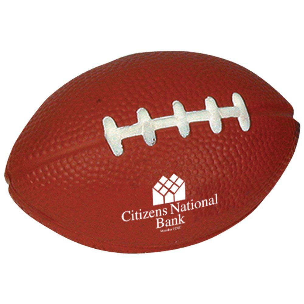 Football Stress Reliever - Personalization Available