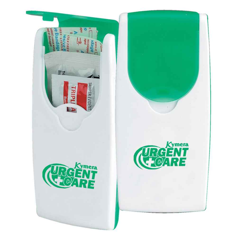 Grab 'N' Go Mini First Aid Kit - Personalization Available