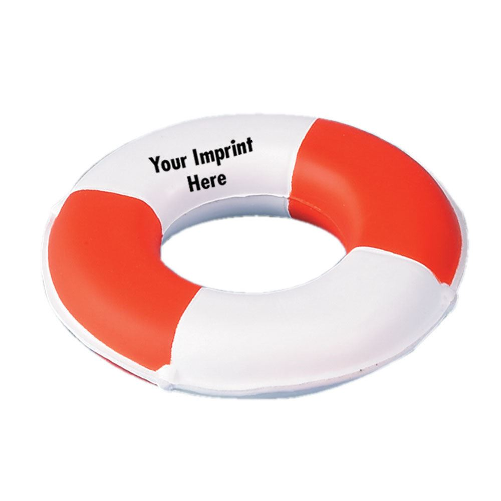 Life Preserver Stress Reliever - Personalization Available
