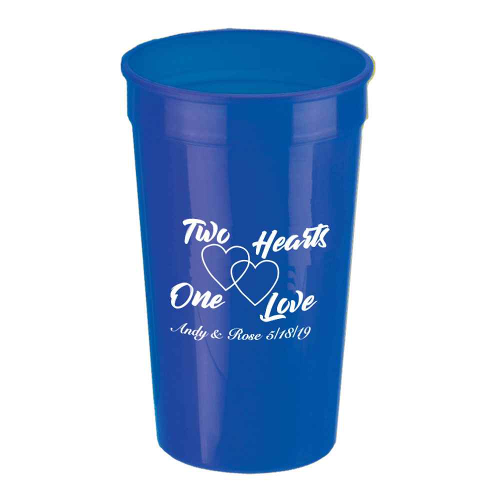 Durable Recyclable Stadium Cup 22-Oz. - Personalization Available