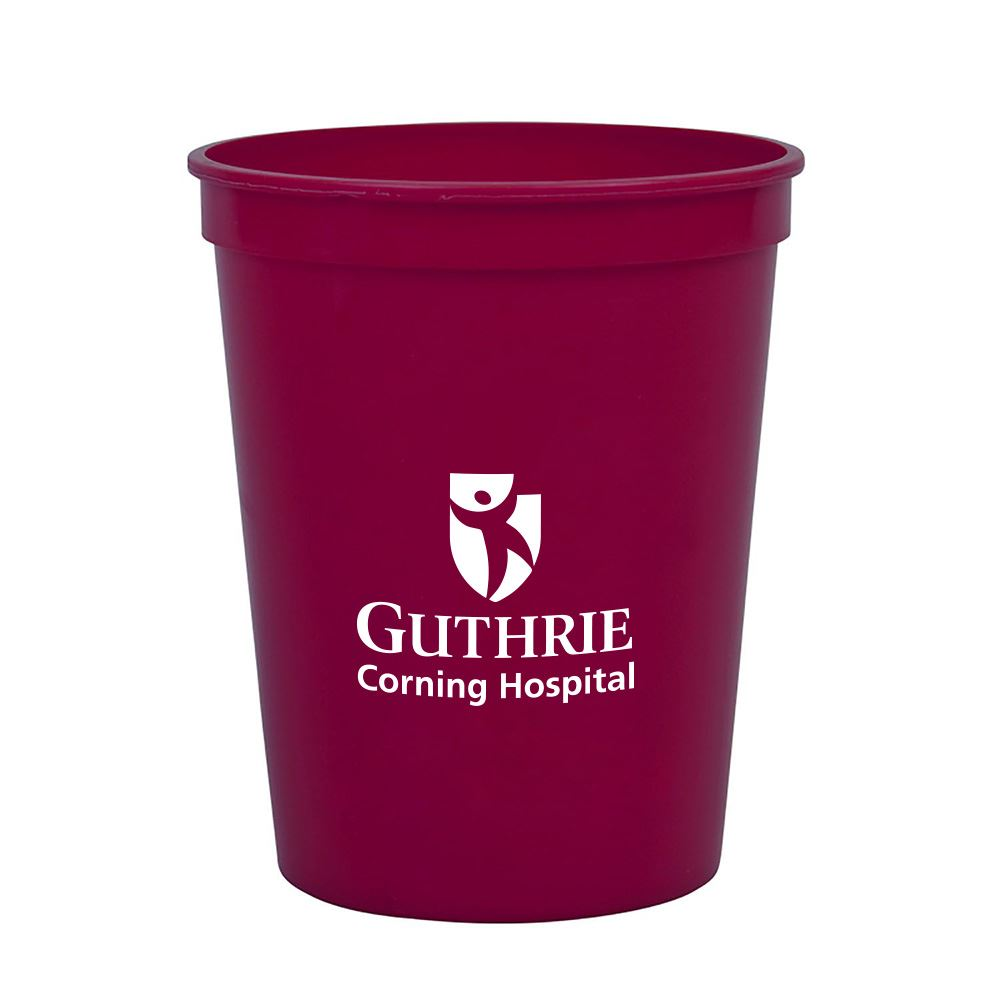 Durable Recyclable Stadium Cups 16-oz.  - Personalization Available