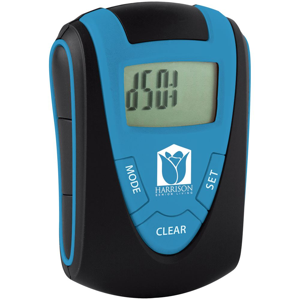 Color Contrast Pedometer - Personalization Available