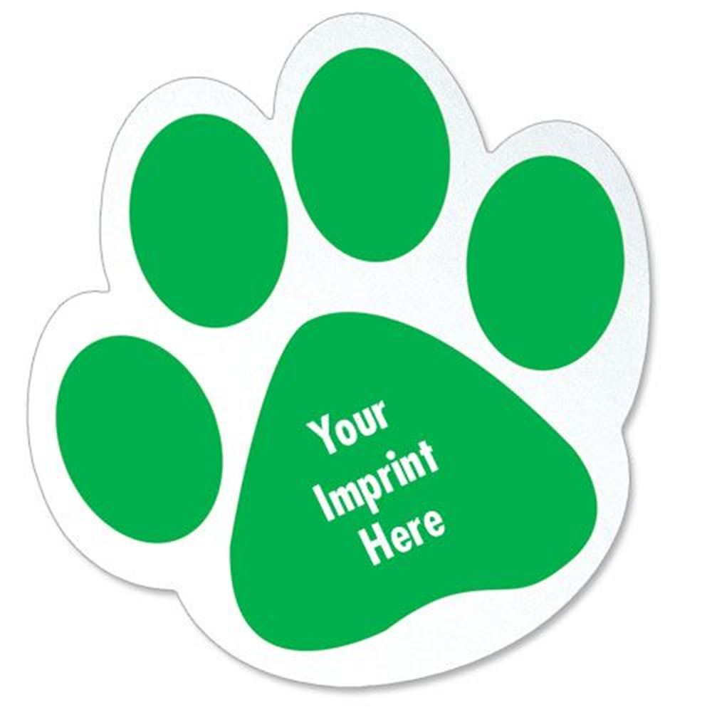 Paw Mousepad - Personalization Available