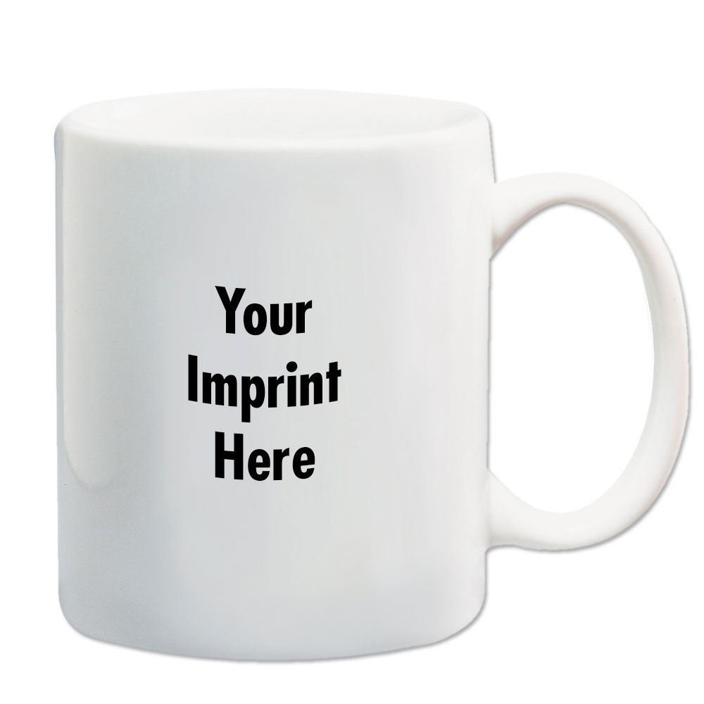 Ceramic Mug 11-oz. - Personalization Available