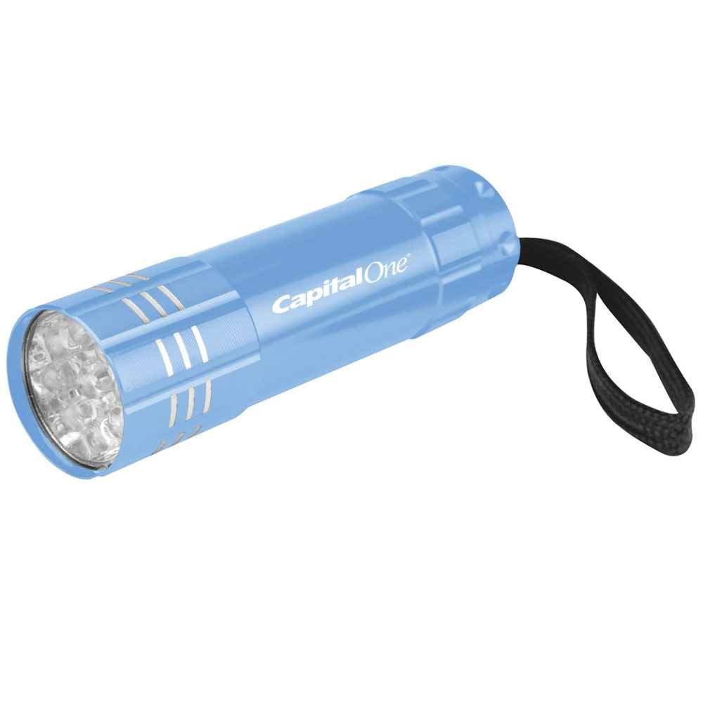 Aluminum Flashlight - Personalization Available