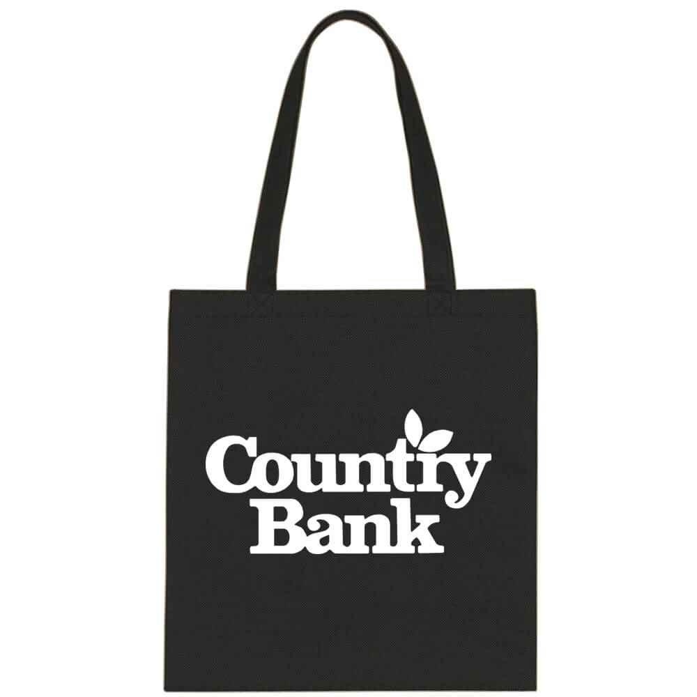 Non-Woven Economy Tote Bag - Personalization Available