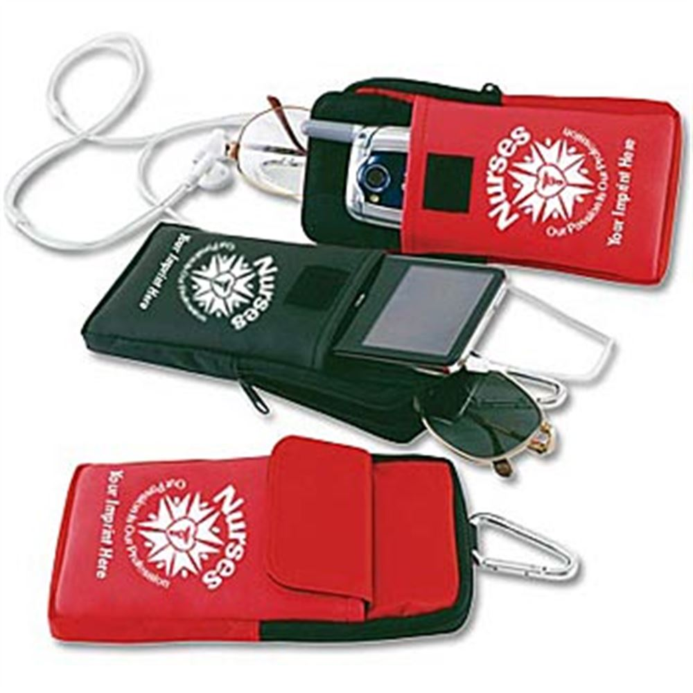 Cell Phone Pouch - Personalization Available