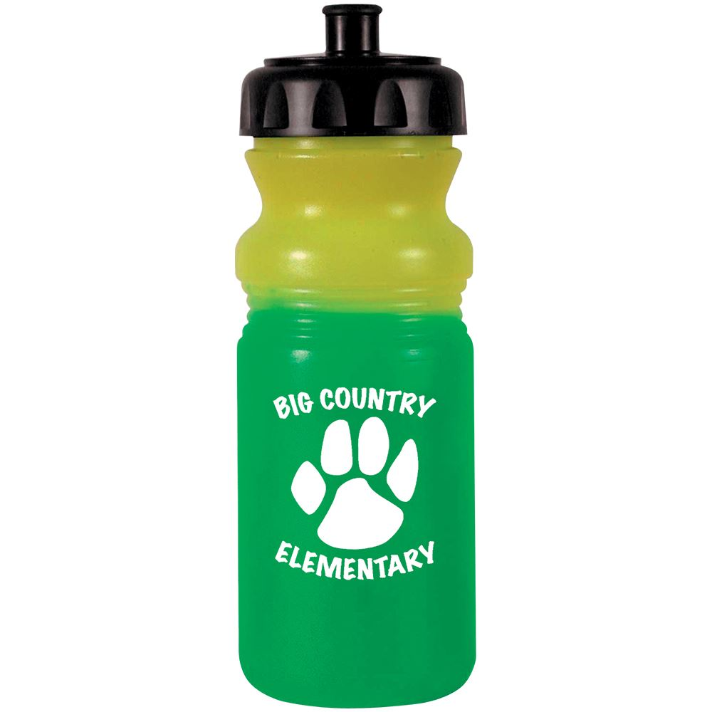 Color-Changing Mood Water Bottle 20-oz. - Personalization Available